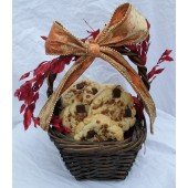 Country Cookie Basket