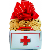 First Aid Cookie Basket