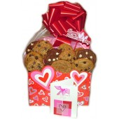 Heartwarming Cookie Gable Box